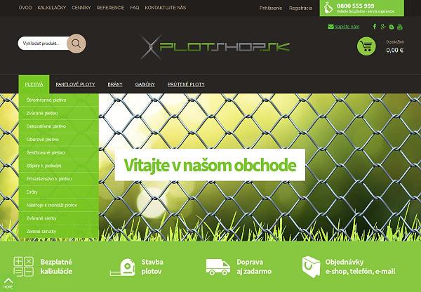 PLOTSHOP.sk