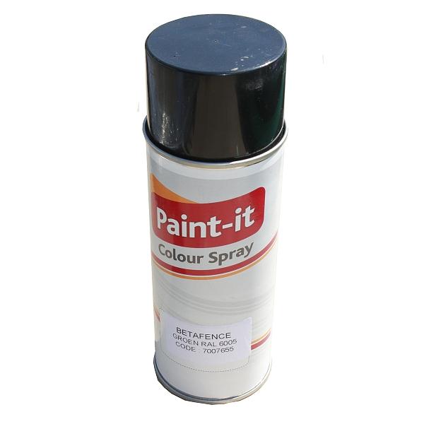 Farba v spreji na opravu povrchovej vrstvy.