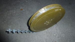 Žiletková páska