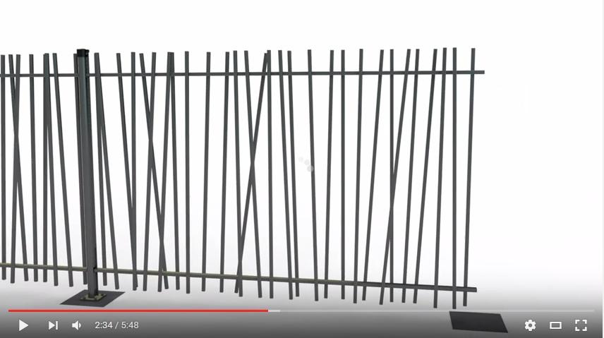 Montážny videonávod plotového systému CreaZen