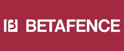 Logo spoločnosti BETAFENCE.