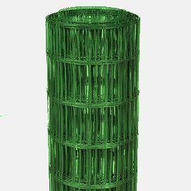 Zvárané oborové pletivo Benita Bohemia v zelenej farbe.